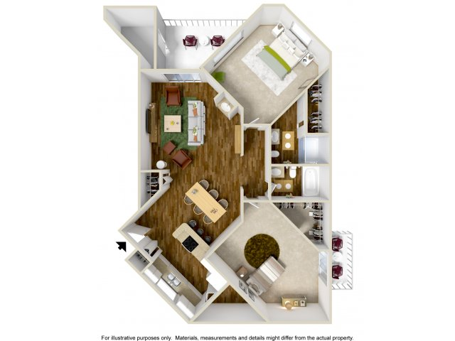 Floor Plan 3 | Genoa Lakes 2