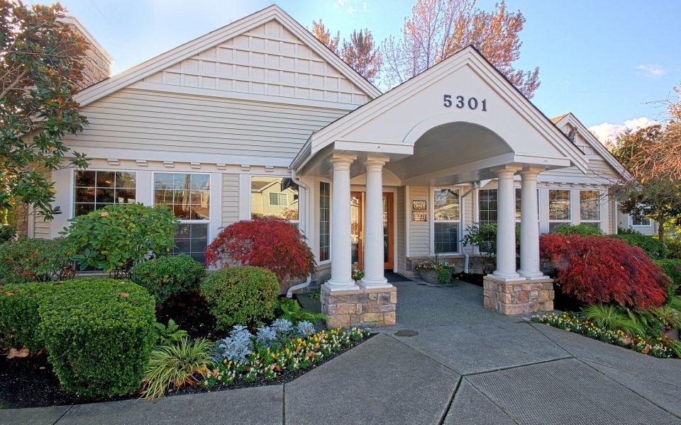 Apartment For Rent In Renton WA | Springbrook Apartments