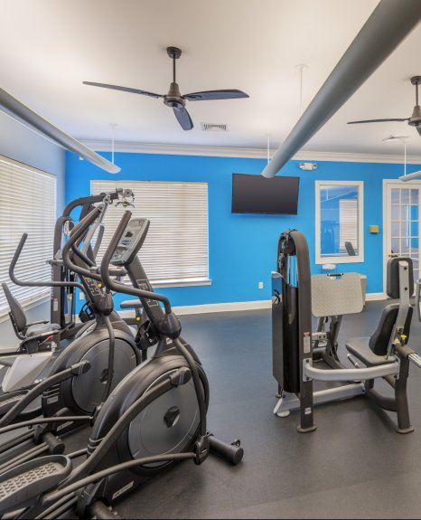 State-of-the-Art Fitness Center | Apartments For Rent In Charlotte NC | Courtney Ridge