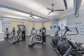 Cutting Edge Fitness Center | Charlotte Apt | Courtney Ridge