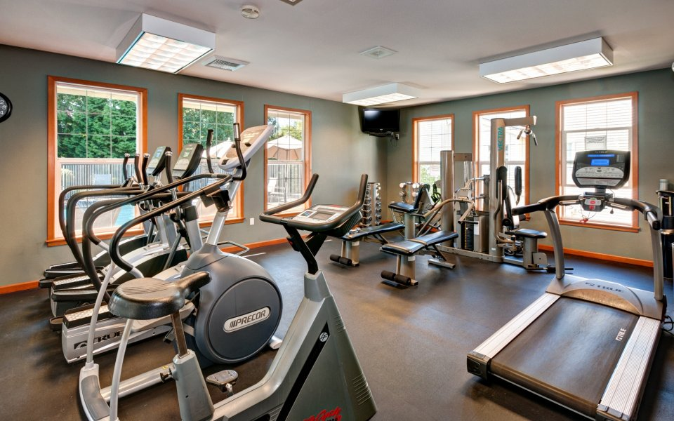 State-of-the-Art Fitness Center | Apartments In Renton | Springbrook Apartments