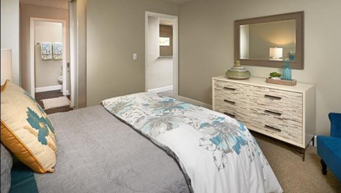 Glendale apartments | Bedroom