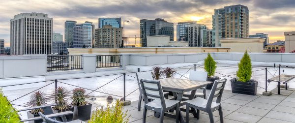 Photo Of Bellevue One Condo Apartment Wa United States