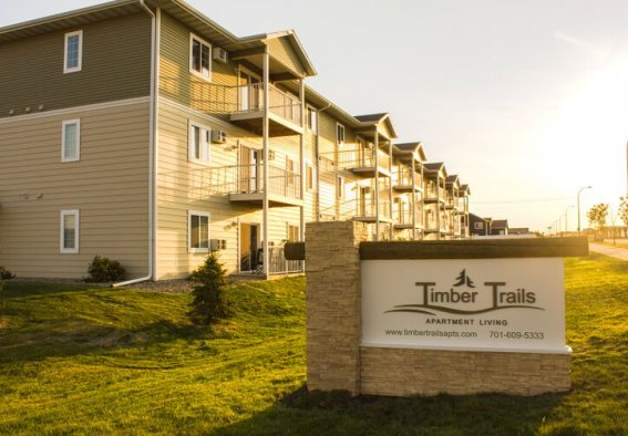 Apartments in Williston For Rent | Timber Trails