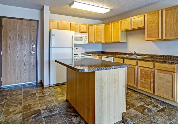 Timber Trails Kitchen