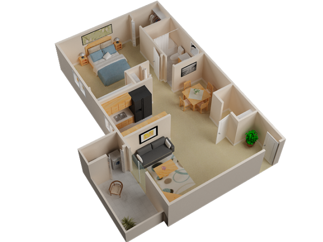 Floor Plan | Onyx
