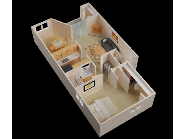 Floor Plan 2 | Onyx