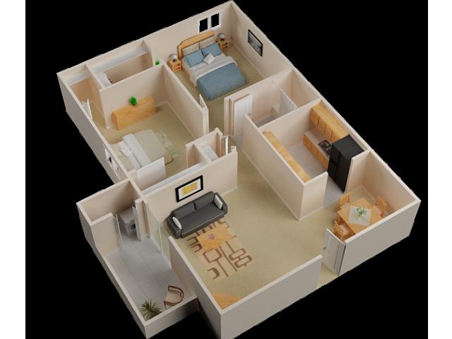 Floor Plan 4 | Onyx