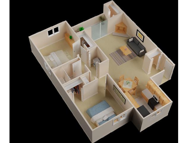 Floor Plan 6 | Onyx