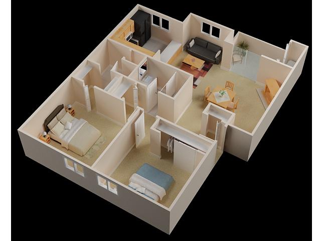 Floor Plan 8 | Onyx