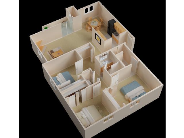 Floor Plan 10 | Onyx