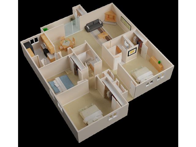 Floor Plan 12 | Onyx