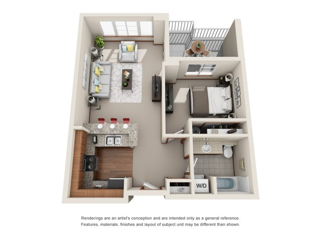 Floor Plan 8 | Harrington Square