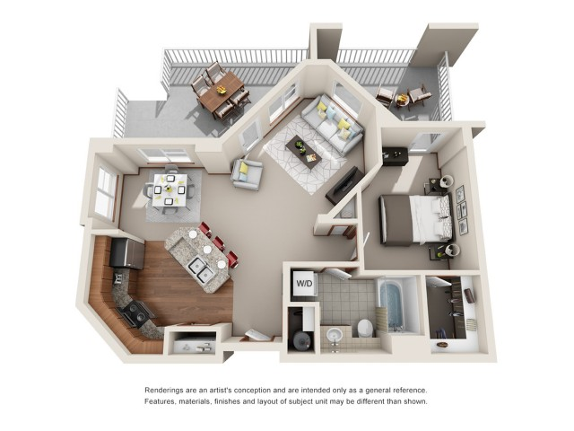 Floor Plan 13 | Harrington Square