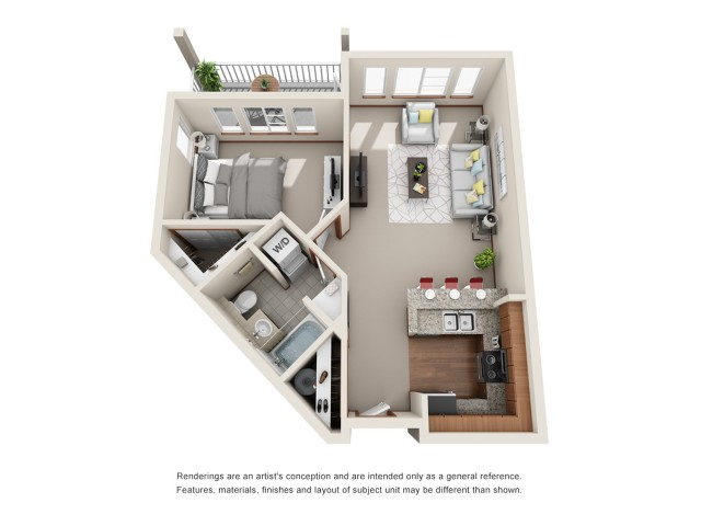 Floor Plan 11 | Harrington Square