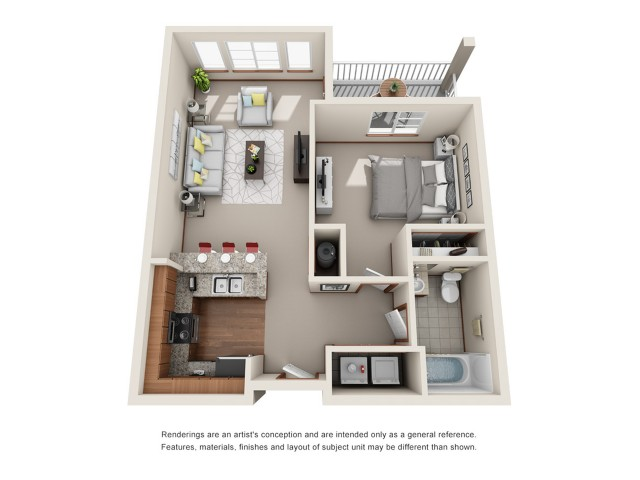 Floor Plan 10 | Harrington Square