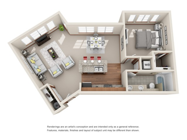 Floor Plan 14 | Harrington Square
