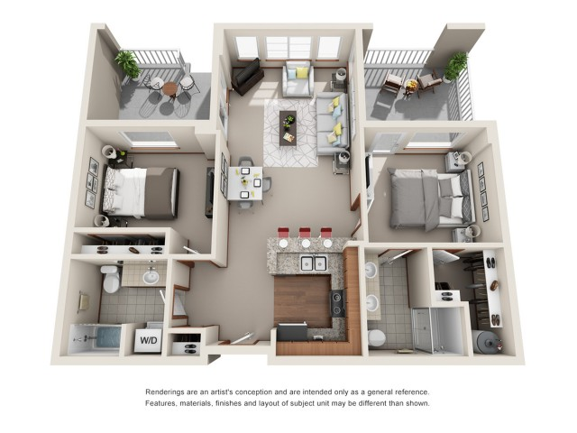 Floor Plan 22 | Harrington Square