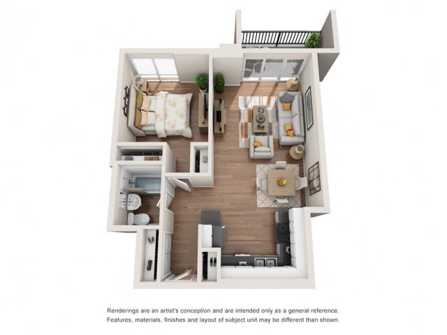 Floor Plan 9 | Houston House