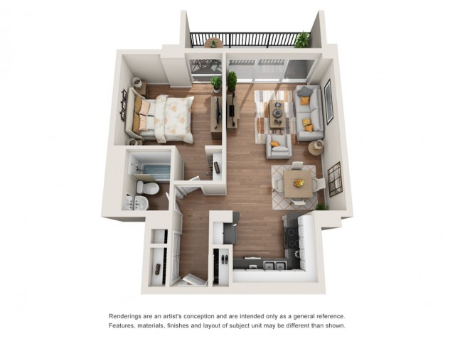 Floor Plan 5 | Houston House