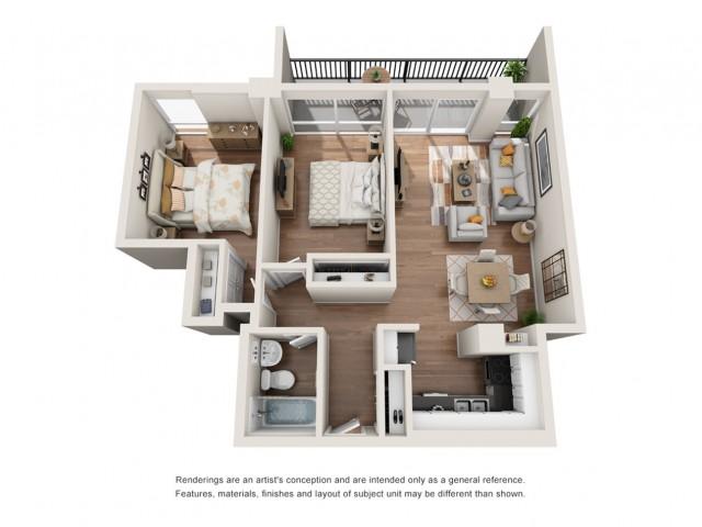 Floor Plan 17 | Houston House