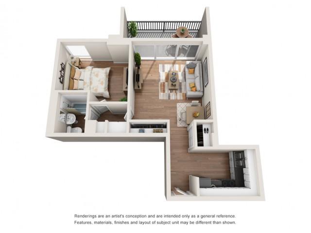 Floor Plan 15 | Houston House