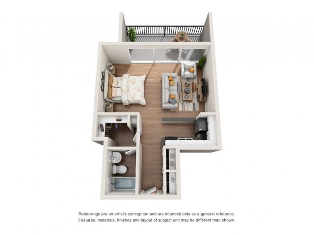 Floor Plan 11 | Houston House