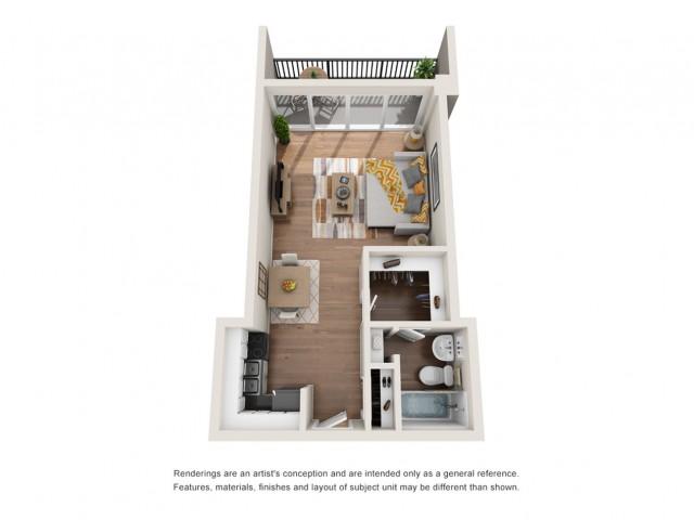 Floor Plan 3 | Houston House