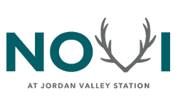 Novi at Jordan Valley Station Logo | Apartments West Jordan | Novi at Jordan Valley Station