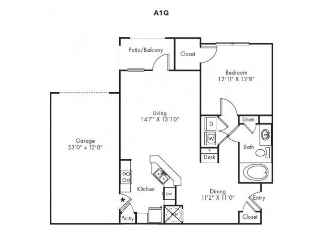 Floor Plans 1   Villas at Loganville