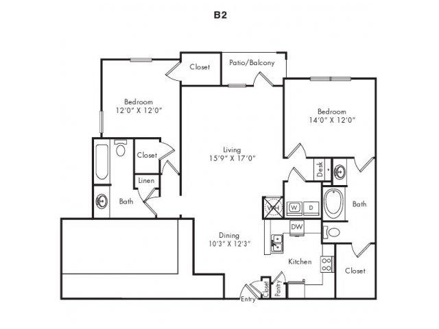 Floor Plans 5   Villas at Loganville