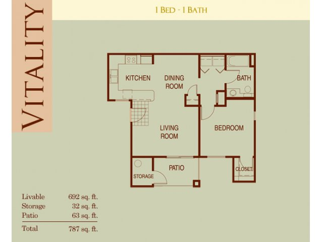 Floor Plan | Harmony at Surprise