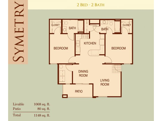 Floor Plan 1 | Harmony at Surprise