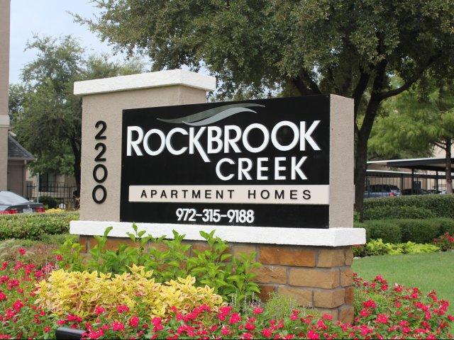 Rockbrook Creek Apartments