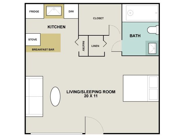 Floor Plan 2 | Hampden Heights
