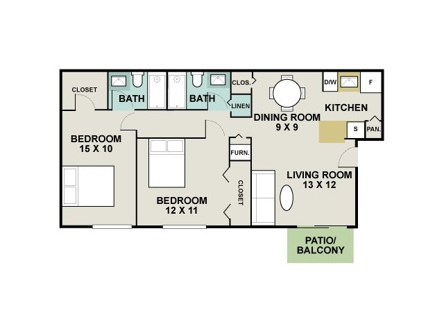 Floor Plan | Hampden Heights
