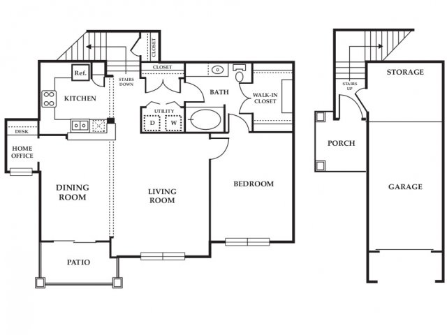 Floor Plan 4 | Somerset at Spring Creek