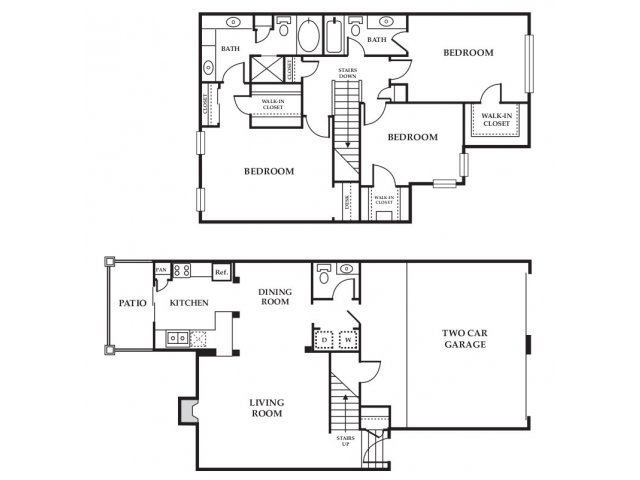 Floor Plan 15 | Somerset at Spring Creek