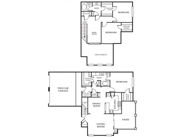 Floor Plan 16 | Somerset at Spring Creek