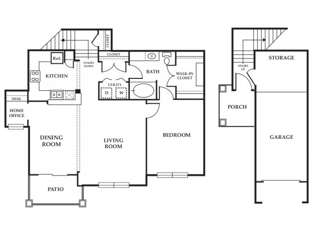 Floor Plan 3 | Somerset at Spring Creek