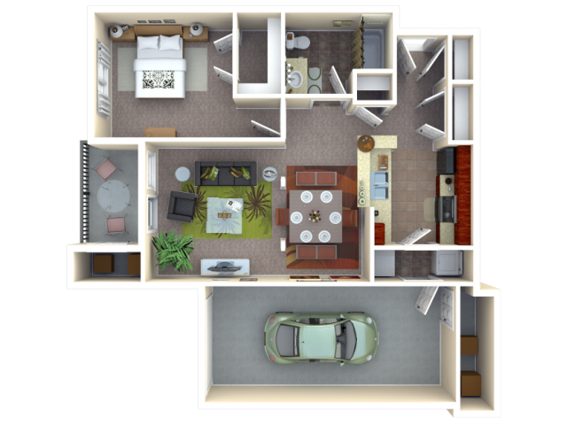 Floor Plan 1| Autumn Breeze