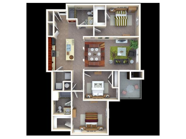 Floor Plan | Autumn Breeze