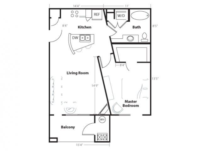 Floor Plan 2 | Vue 21
