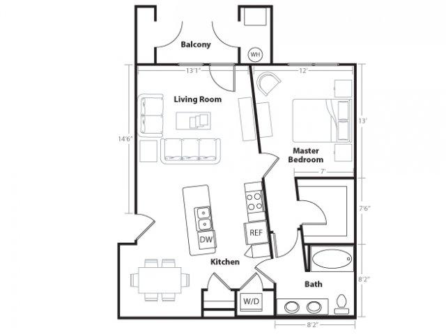 Floor Plan 3 | Vue 21