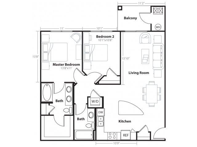 Floor Plan | Vue 21