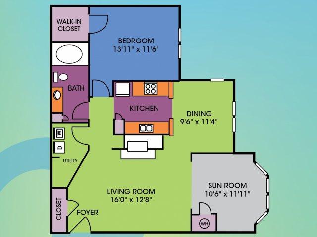 Floor Plan | Wakefield Glen 4