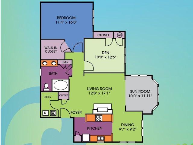 Floor Plan | Wakefield Glen
