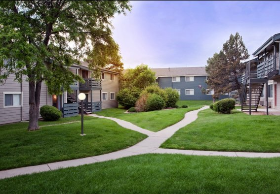 Apartments in Denver For Rent | Hampden Heights