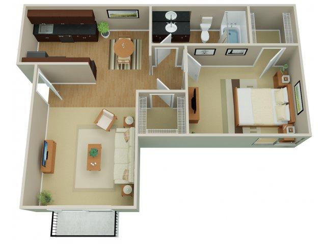 Floor Plan | Arvada Green