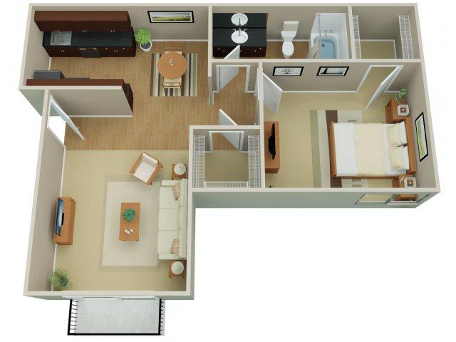 Floor Plan 2 | Arvada Green